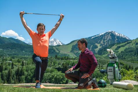 Why Your Game NEEDS Justin Leonard's New Digital Golf Fitness Program